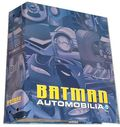 Batman Automobilia: The Definitive Collection of Batman Vehicles (2013 Figurine and Magazine) #BINDER