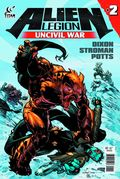 Alien Legion Uncivil War (2014) 2