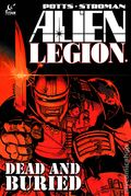 Alien Legion Dead and Buried TPB (2014 Titan Comics) 1-1ST