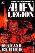 Alien Legion Dead and Buried HC (2014 Titan Comics) 1-1ST