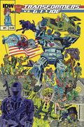 Transformers vs. G.I. Joe (2014 IDW) 1
