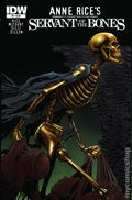 Servant of the Bones HC (2012 IDW) By Anne Rice 1S-1ST