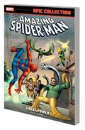 Amazing Spider-Man Great Power TPB (2014 Marvel) Epic Collection 1-1ST