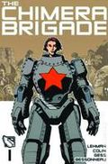 Chimera Brigade HC (2014 Titan Comics) 1-1ST