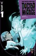 Death Defying Dr Mirage (2014 Valiant) 1A