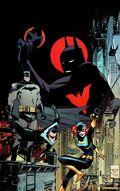 Batman Beyond 2.0 Rewired TPB (2014 DC) 1-1ST
