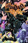 Batman Arkham Origins HC (2014 DC) 1-1ST