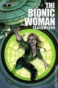 Bionic Woman Season Four (2014 Dynamite) 2A