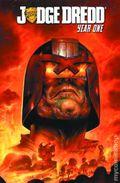 Judge Dredd Year One SC (2014 A Rebellion Novel) 1-1ST