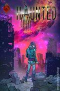 Haunted TPB (2014 Red 5 Comics) 1-1ST
