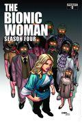 Bionic Woman Season Four (2014 Dynamite) 3A
