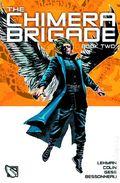 Chimera Brigade HC (2014 Titan Comics) 2-1ST