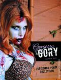 Gorgeous and Gory HC (2014 Schiffer) The Zombie Pinup Collection 1-1ST