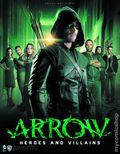 Arrow Heroes and Villains SC (2015 Titan Books) 1-1ST