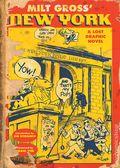Milt Gross' New York HC (2015 IDW) A Lost Graphic Novel 1-1ST
