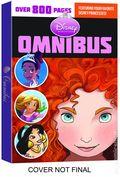 Disney Princess Treasury TPB (2015 Joe Books Inc.) 1-1ST