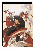 Avengers The Vibranium Collection HC (2015 Marvel) 1-1ST
