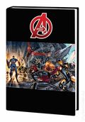 Avengers HC (2015 Marvel Now) Deluxe Edition By Jonathan Hickman 1-1ST