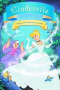 Cinderella Cinestory Comic GN (2015 Joe Books) Disney 1-1ST