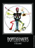Doppelgangers HC (2015 Ginko Press) By Alex Pardee 1-1ST