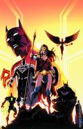 Batman Beyond Justice Lords Beyond TPB (2015 DC) 1-1ST