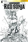 Legenderry Red Sonja (2015 Dynamite) 1C