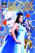 Battlestar Galactica Death of Apollo (2014 Dynamite) 3A