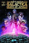 Battlestar Galactica Death of Apollo (2014 Dynamite) 3B