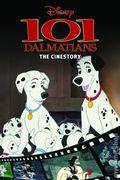101 Dalmatians The Cinestory SC (2015 Joe Books Inc.) Disney 1-1ST