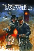 Adventures of Basil and Moebius HC (2015 Magnetic Press) 1-1ST