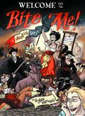 Bite Me! A Vampire Farce GN (2015 Toonhound Studios) 1-1ST