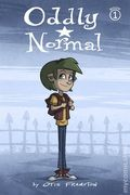 Oddly Normal TPB (2015 Image) 1-1ST