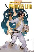 Star Wars Princess Leia (2015 Marvel) 1ADFSIGNED