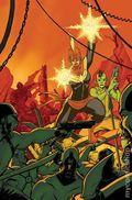 Captain Marvel (2014 8th Series) 13A