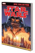Star Wars Legends: The Empire TPB (2015 Marvel) Epic Collection 1-1ST