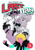 Last Man GN (2015 First Second Books) 1-1ST