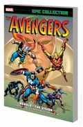 Avengers Behold the Vision TPB (2015 Marvel) Epic Collection 1-1ST