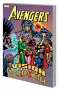 Avengers Vision and the Scarlet Witch TPB (2015 Marvel) 2nd Edition 1-1ST