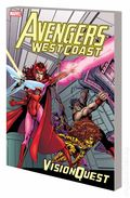 Avengers West Coast Vision Quest TPB (2015 Marvel) 2nd Edition 1-1ST