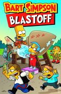 Bart Simpson Blastoff TPB (2015 Bongo) 1-1ST