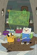 Adventure Time GN (2013 Kaboom) 5-1ST