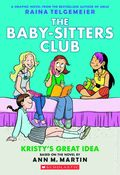 Baby-Sitters Club GN (2015 Scholastix Graphix) Full Color Edition 1-1ST