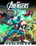 Avengers Beginnings HC (2015 Marvel Press) 1-1ST