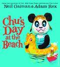 Chu's Day at the Beach HC (2015 HarperCollins) By Neil Gaiman 1-1ST