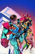 Convergence Booster Gold (2015 DC) 2A