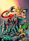 Convergence Plastic Man Freedom Fighters (2015 DC) 2A