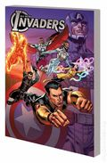 All New Invaders TPB (2014 Marvel) 3-1ST