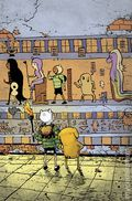 Adventure Time (2012 Kaboom) 40A