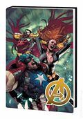 Avengers HC (2015 Marvel NOW) Deluxe Edition By Jonathan Hickman 2-1ST