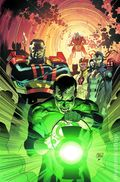 Green Lantern/New Gods GodHead HC (2015 DC Comics The New 52) 1-1ST